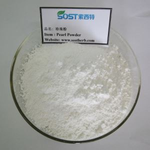 Hydrolyzed Pearl Powder for Skin Whitening