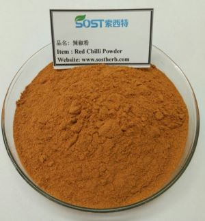 Red Chilli powder for promote blood circulation