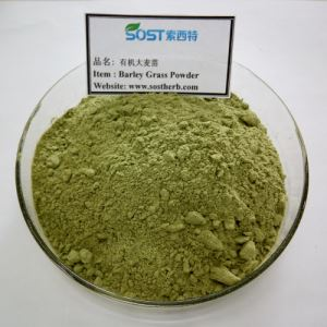 Organic Green Barley Grass Juice Powder
