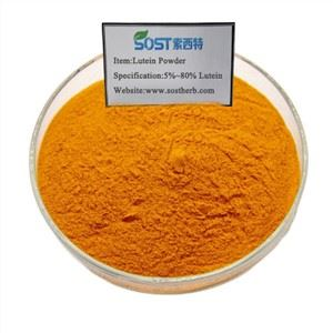Marigold Extract Lutein Powder for Eyes